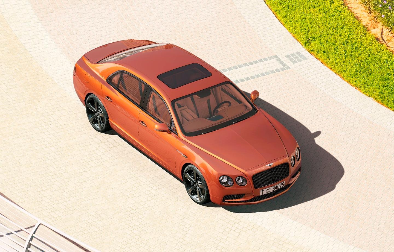 The Bentley Flying Spur W12S hiding in Dubai