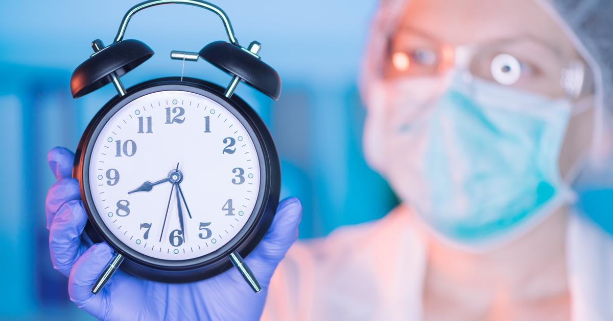 Anti-inflammatory drugs slow healing, if taken at wrong time of day