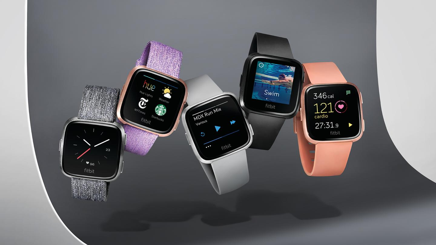The Fitbit Versa is just a part of Fitbit's product line