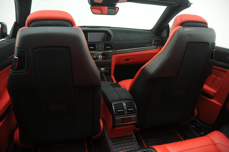 Brabus 800E V12 Cabriolet