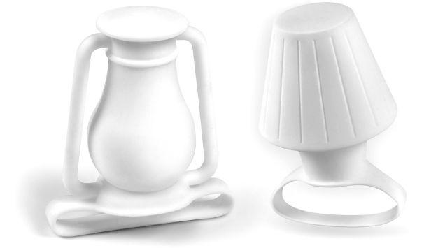Travelamp is available in two designs: a lamp and a lantern