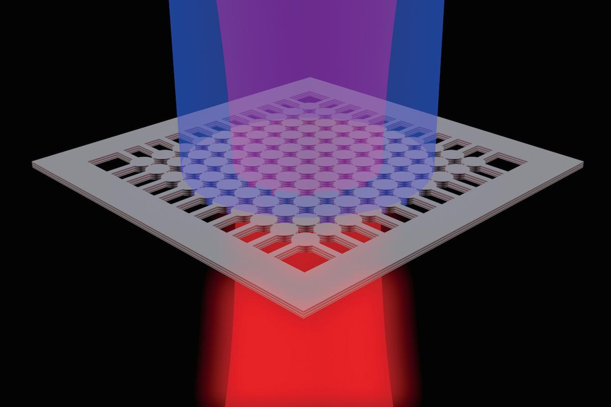 The newBIC laser makes use of an unusualwave physics phenomenon to create a device that can be smaller, more efficient and more versatile than a traditional laser