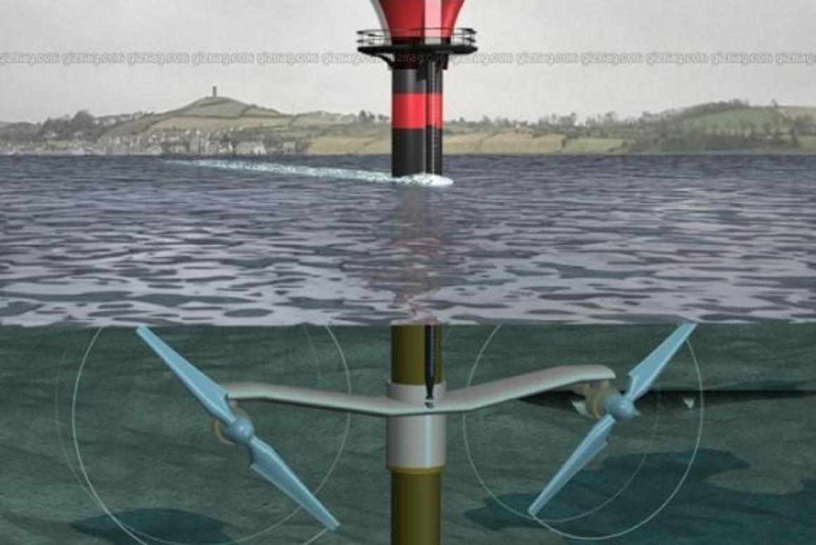 Tidal power breakthrough