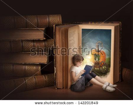 Is reading a book like living the story? (Image: Shutterstock)