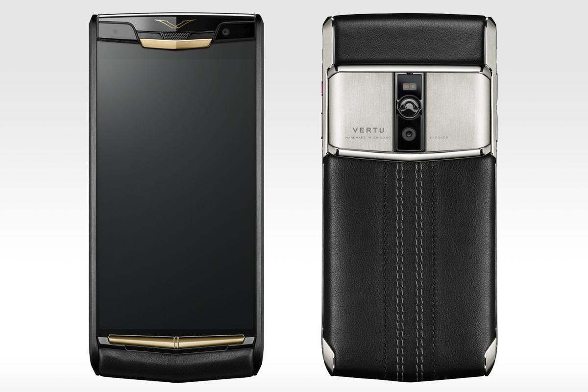 Vertu's new Signature Touch smartphone is still insanely expensive, but it does pair top-shelf components with its luxury build