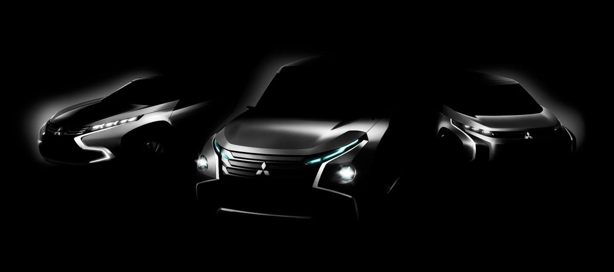 Mitsubishi teases three new concepts