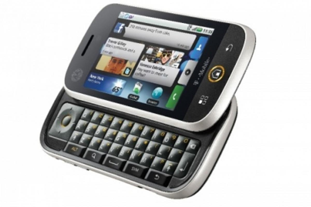 Motorola's MOTOBLUR will sync contacts, posts, messages and photos from sources like Facebook, MySpace, Twitter, Gmail, work and personal e-mail