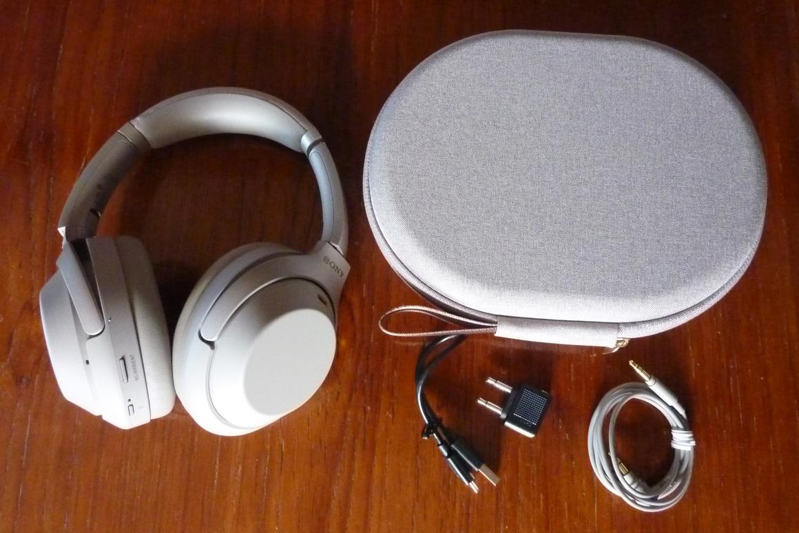 Review: Sony's WH-1000XM3 headphones bring the noise cancelling