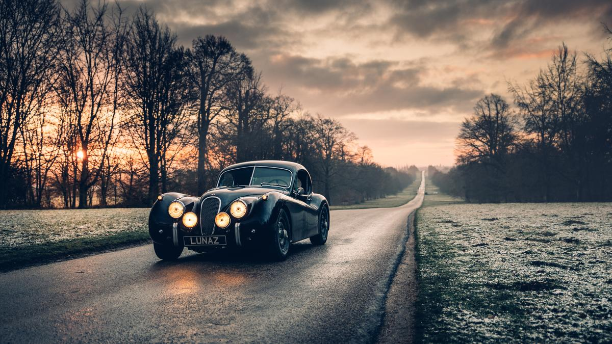 Lunaz to give classic luxury cars an all-electric make-over