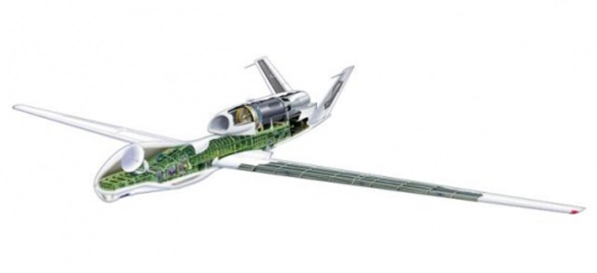 Northrop Grumman's Global Hawk RQ-4A