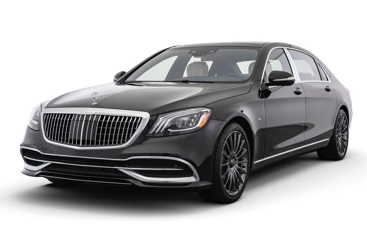 Slap 40 grand on top of a standard Maybach S 650, and you can get yourself one of 15 Night Edition specials