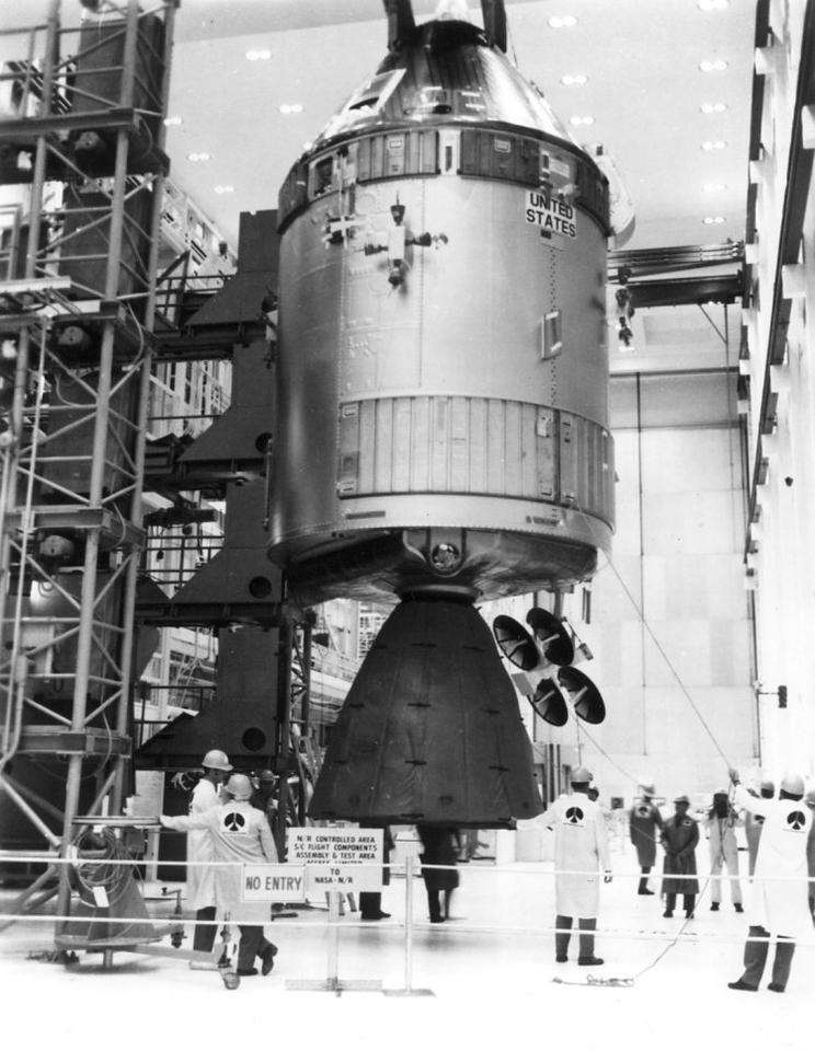 L'histoire de l'échec le plus réussi de la NASA