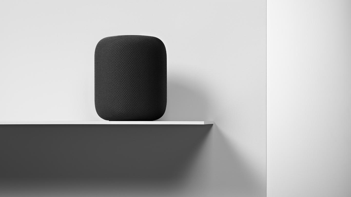 The Apple HomePod goes on sale on February 9, eight months after it was announced