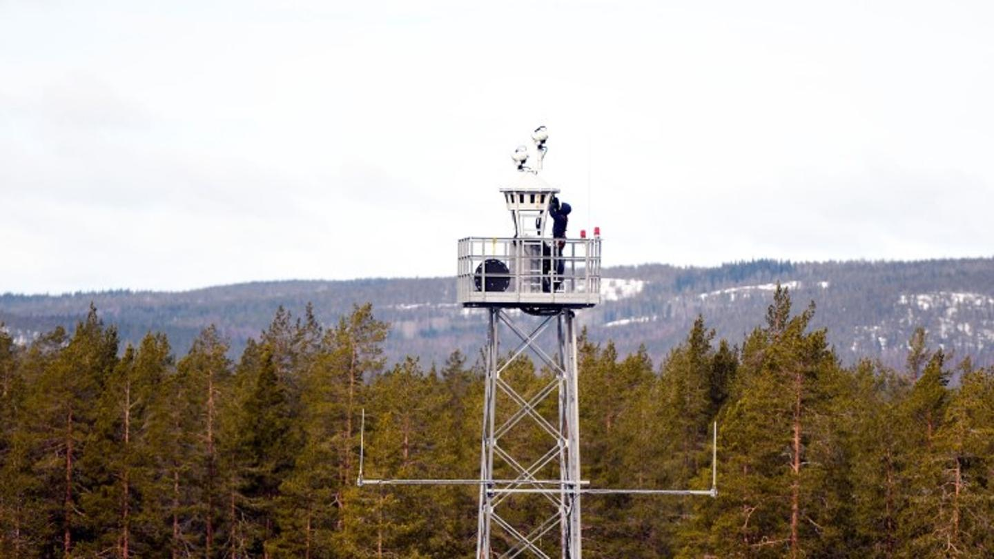 RTS uses cameras and sensors to replace conventional towers at small airports