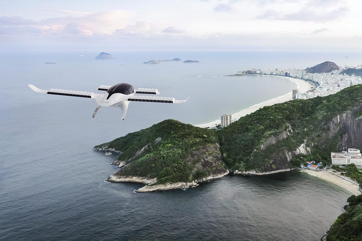 Lilium will send 220 seven-seat eVTOL aircraft to Braziil's Azul under a proposed new deal
