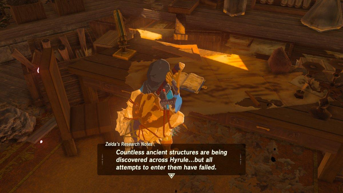 How To Get The Royal Guard S Bow And Read Zelda S Diaries In Breath Of The Wild