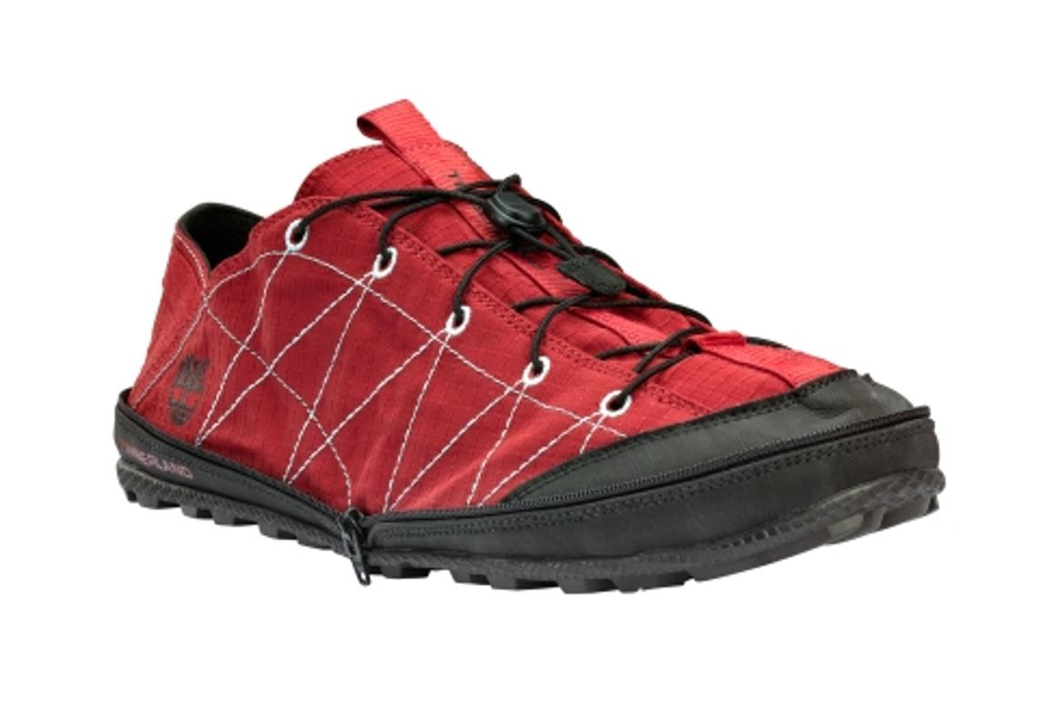 Timberland's new Radler Trail Camp foldable shoe