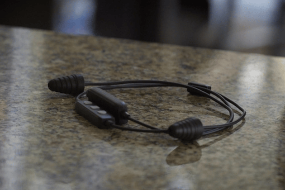 Earplugs meet earbuds in the new Plugfones Liberate 2.0 model