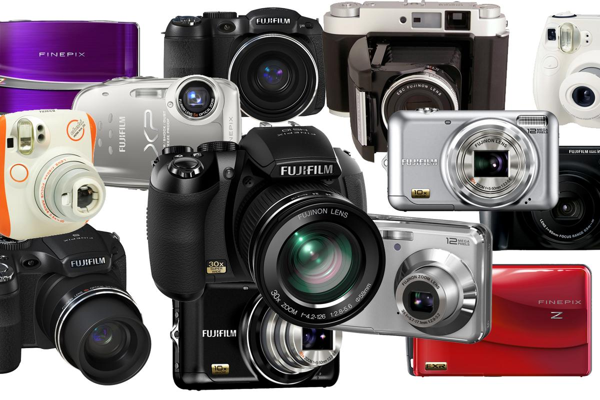 Fujifilm has announced a slew of new camera models across their digital and film lines.