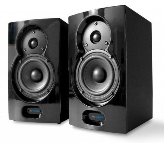 AVLabs' new AVL337 wireless bluetooth speakers