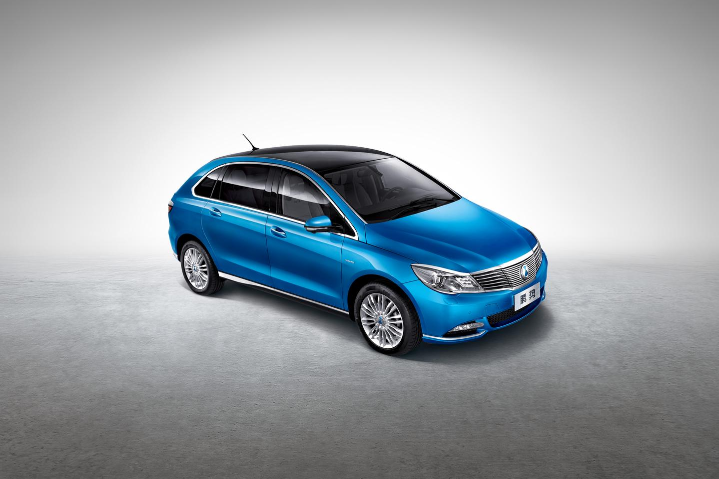 The Denza is the first all-electric produced by a Sino-German partnership