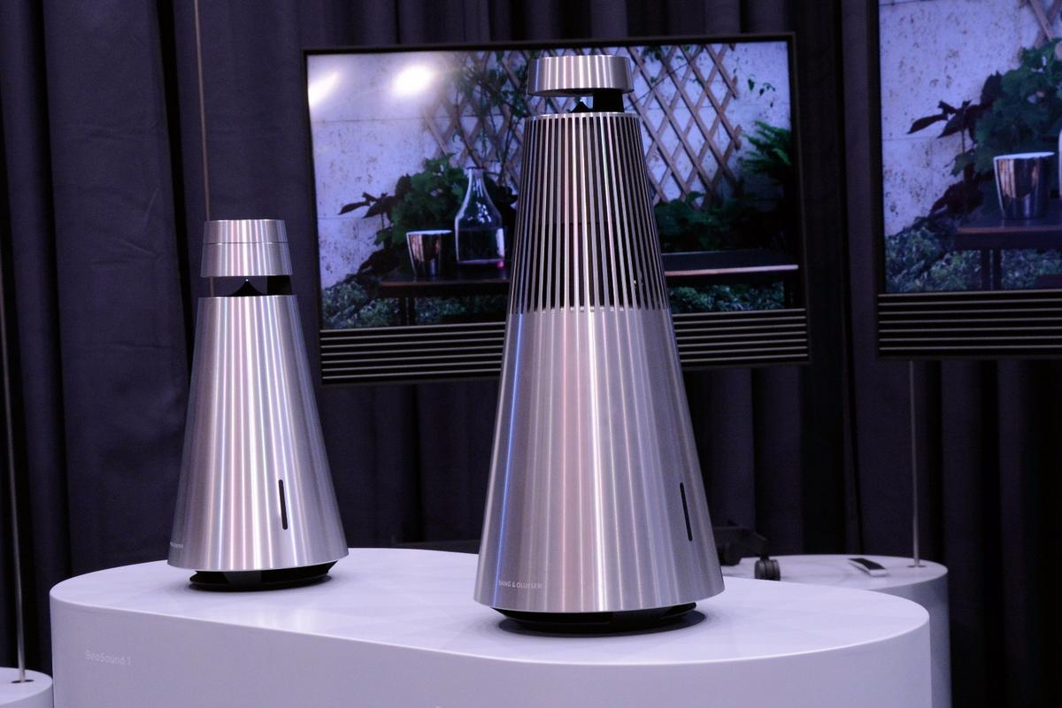 The BeoSound 1 and 2 wireless speakers launched todayat IFA 2016