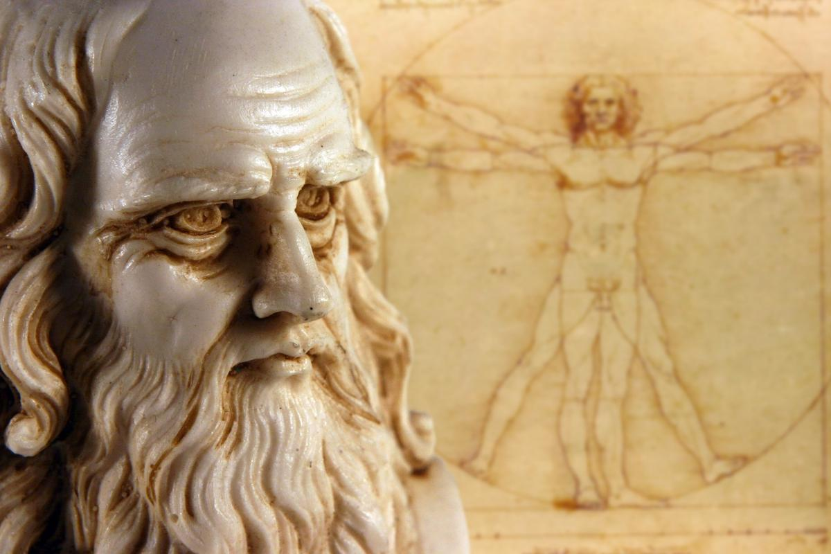 """A new study has found that notes by Leonardo da Vinci previously dismissed as """"irrelevant"""" mark a new understanding of the history of the laws of friction"""