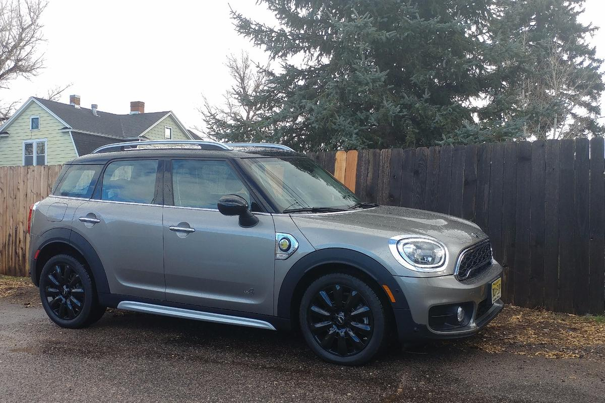 Winner, winner chicken dinner? That depends on what you expect out of a MINI Countryman