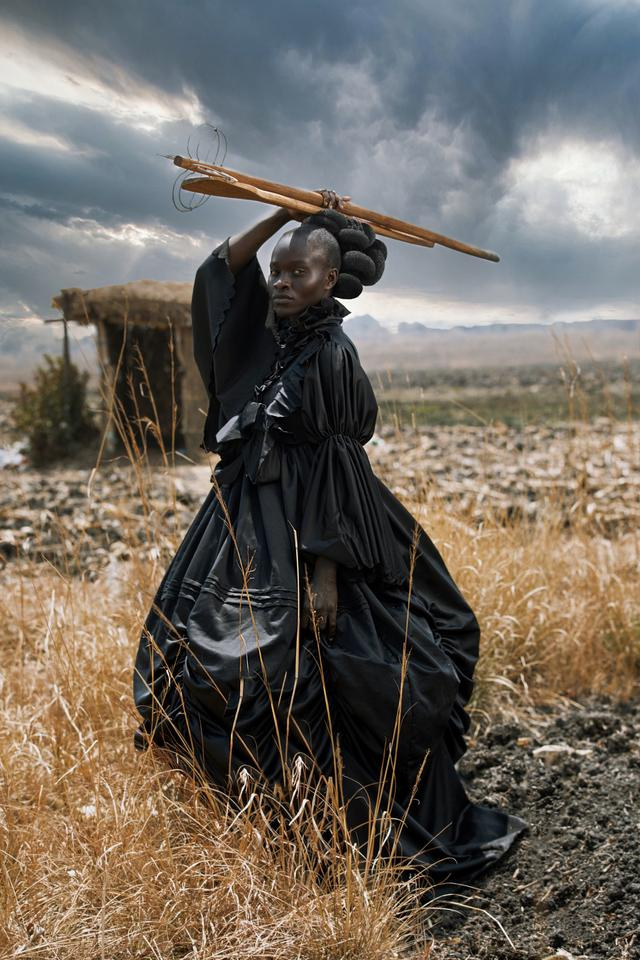 Open Photographer of the Year - Tamary Kudita. Best single image