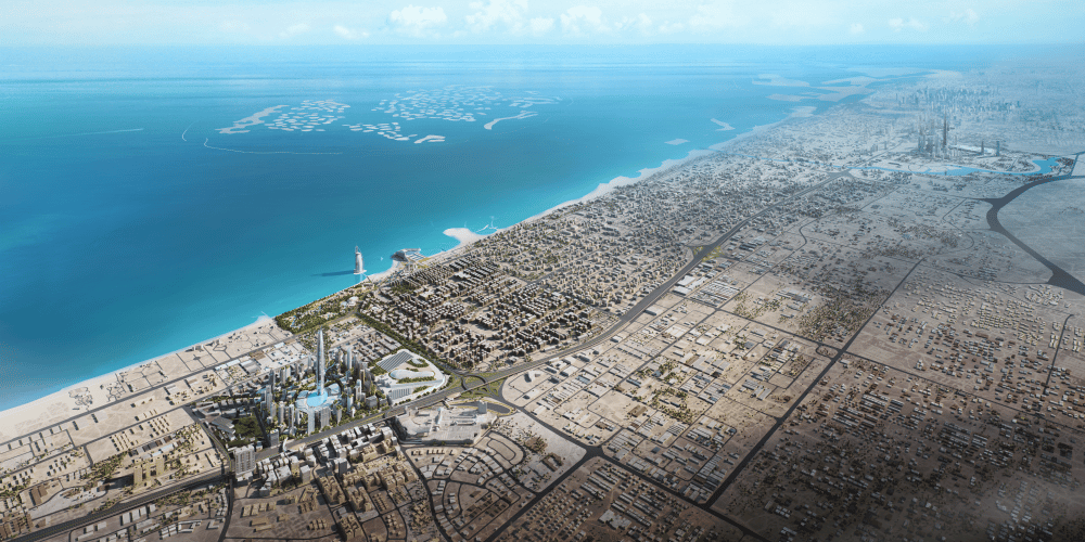 The Burj Jumeira looks set to be a striking new addition to Dubai's skyline and one of the world's tallest buildings