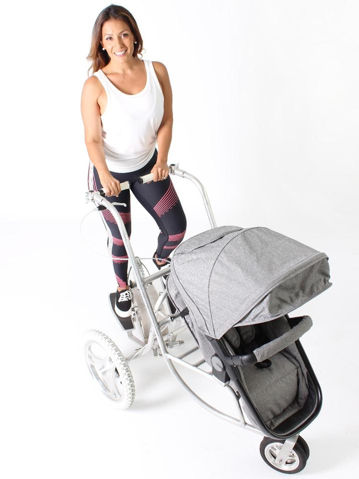 The Elliptical Stroller should retail for about $1,250