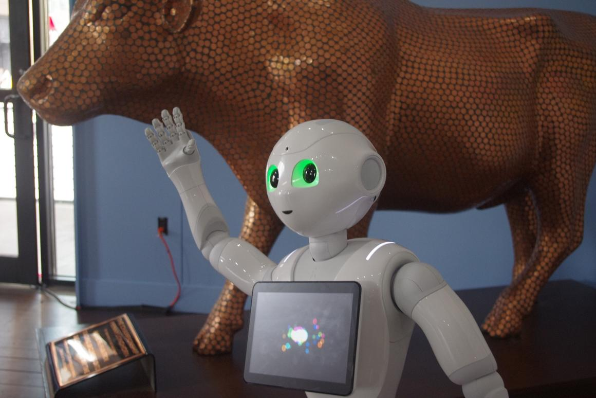 Pepper the robot is now linked up with IBM's Watson artificial intelligence system