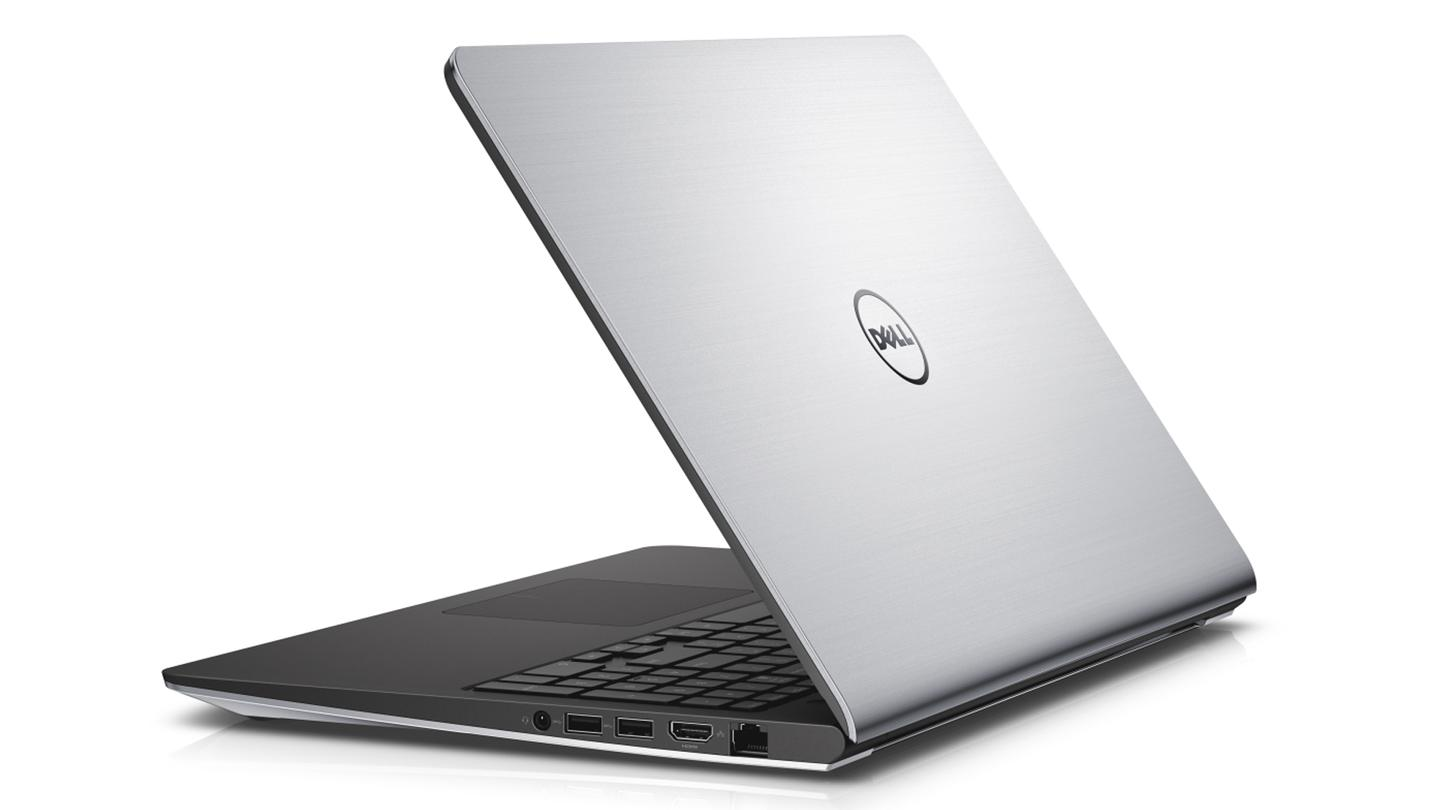 The RealSense 3D camera-equipped Inspiron 15 5000 Series laptop offers a 5th gen Intel Core i7 processor and starts at $750