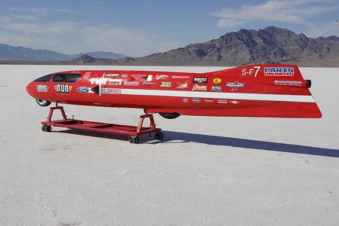 Land Speed Record >> Motorcycle Land Speed Record Pushed To 350 Mph