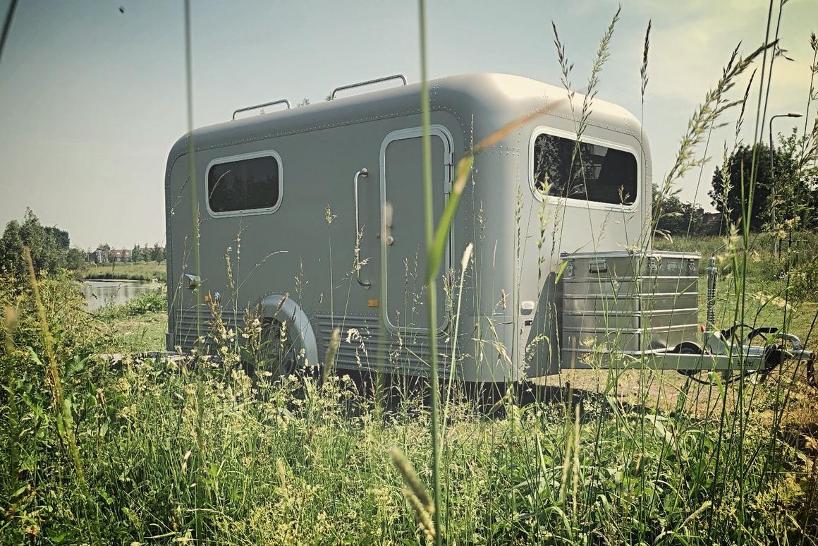 Lume's all-new Traveler caravan