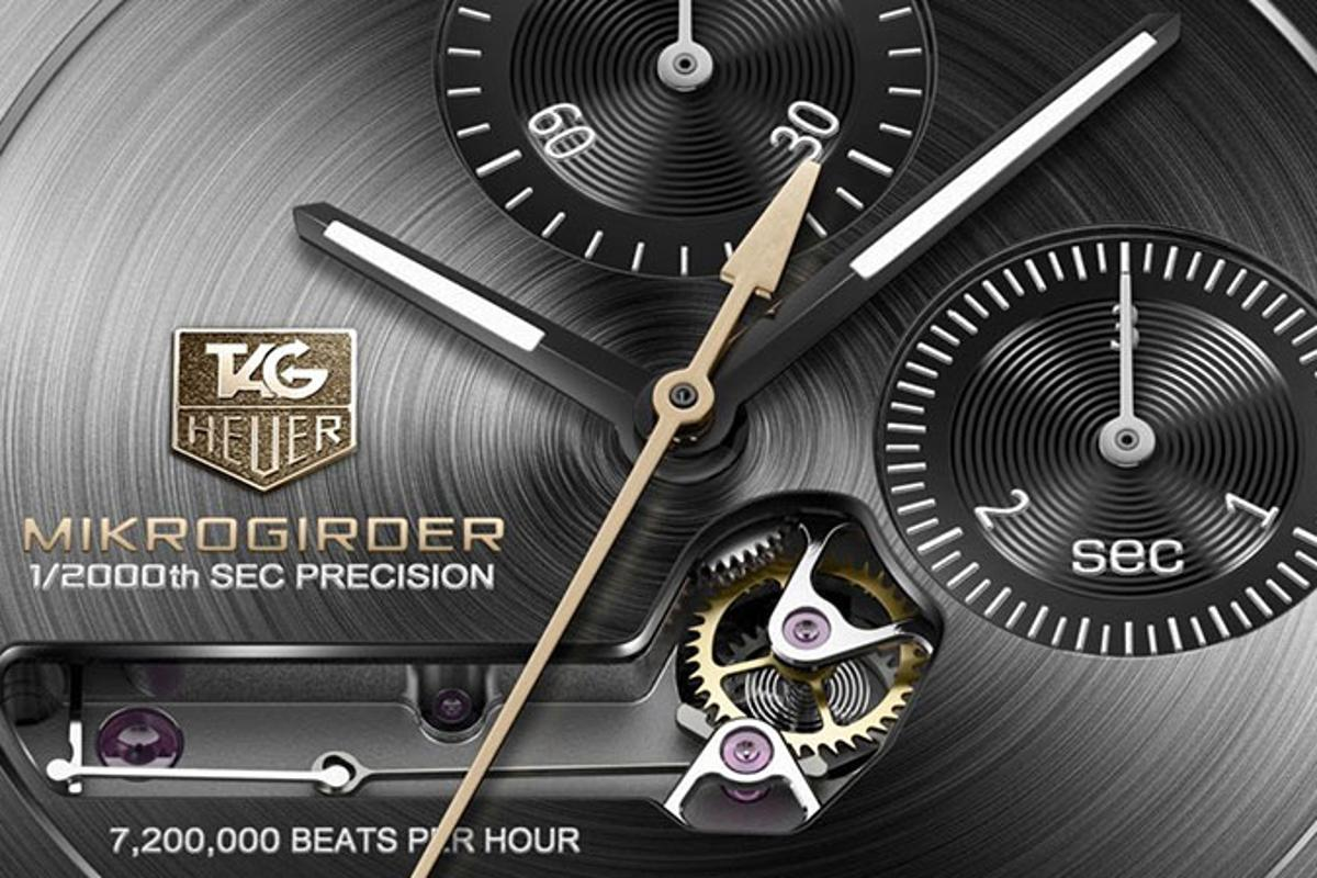 The TAG-Heuer Mikrogirder