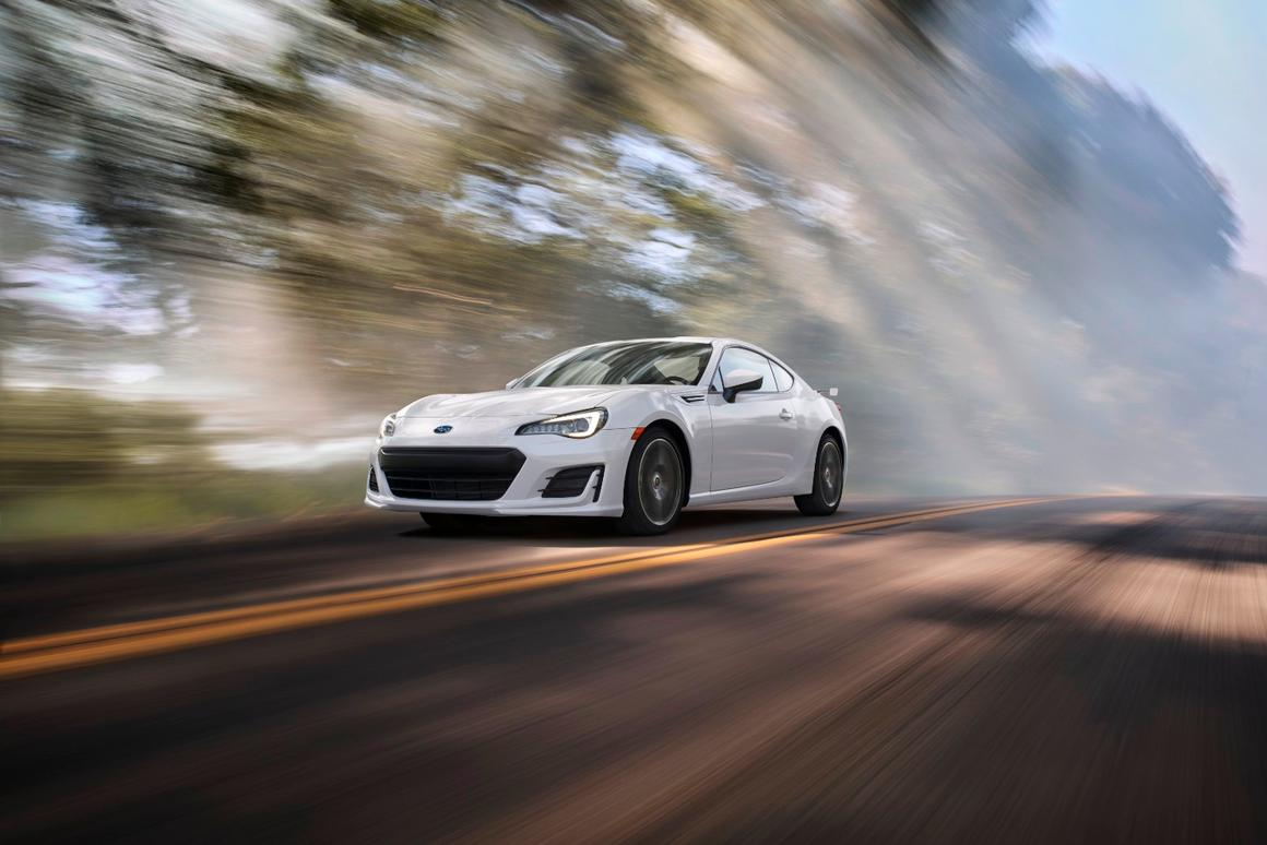 We're big fans of the way the updated BRZ looks
