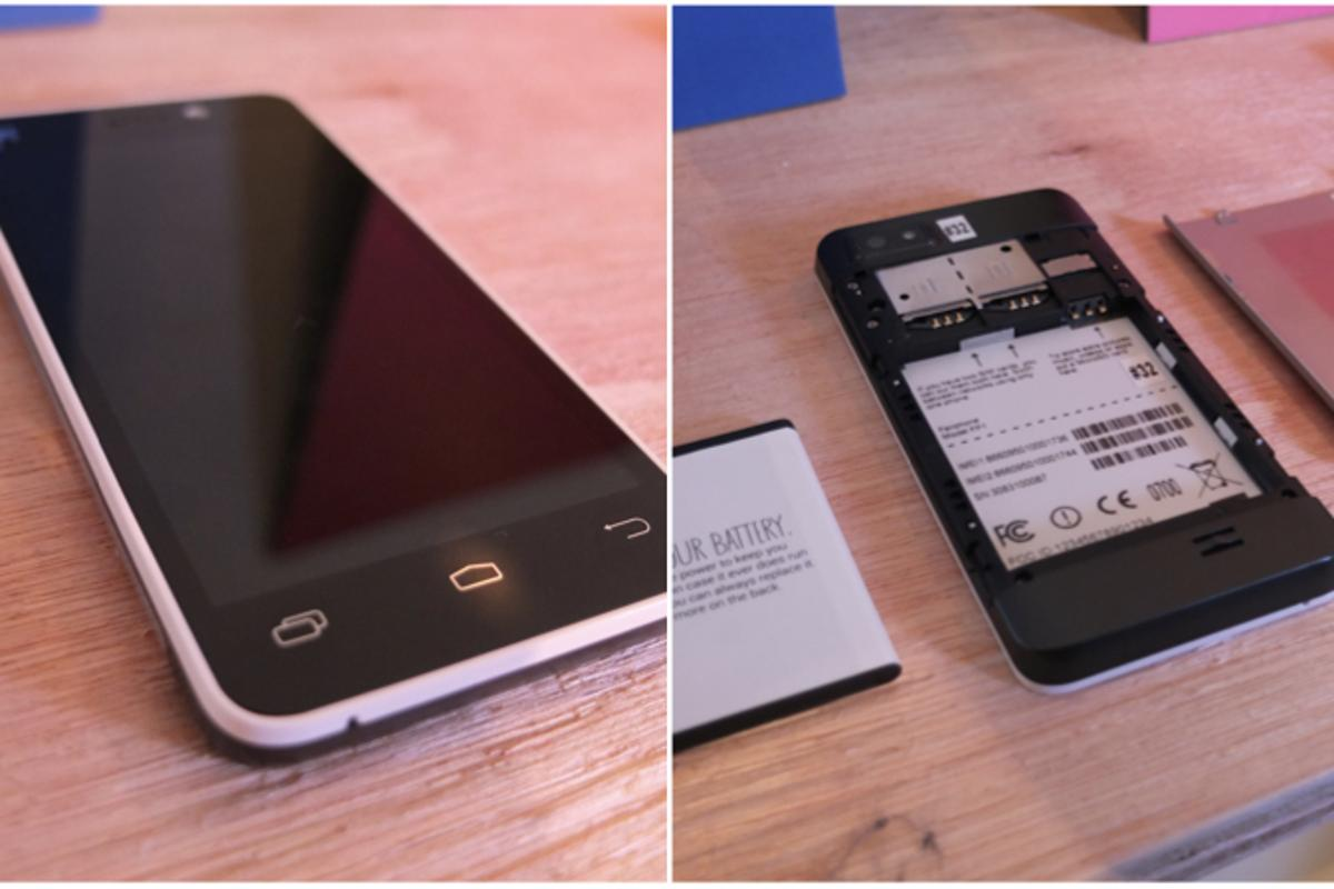 Gizmag takes a first look at Fairphone (Photo: Gizmag)