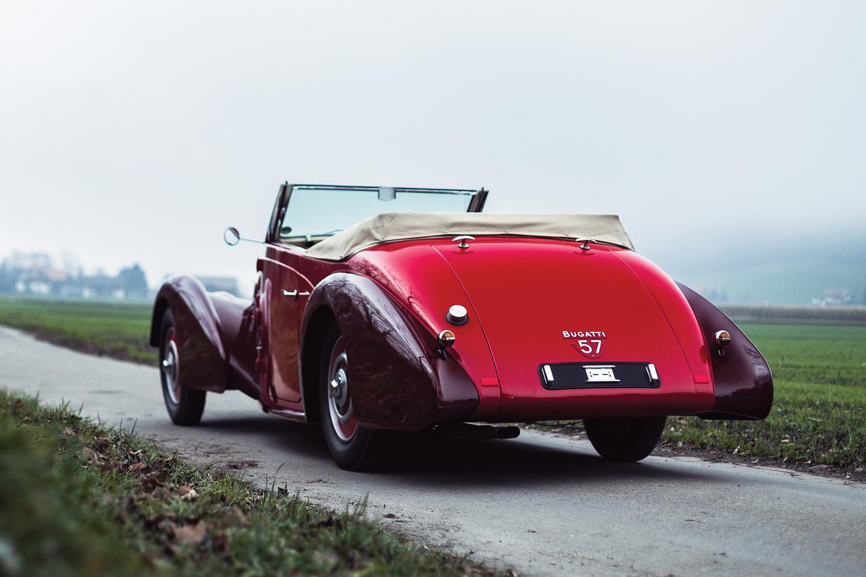 1938 Bugatti Type 57C Stelvio by Gangloff