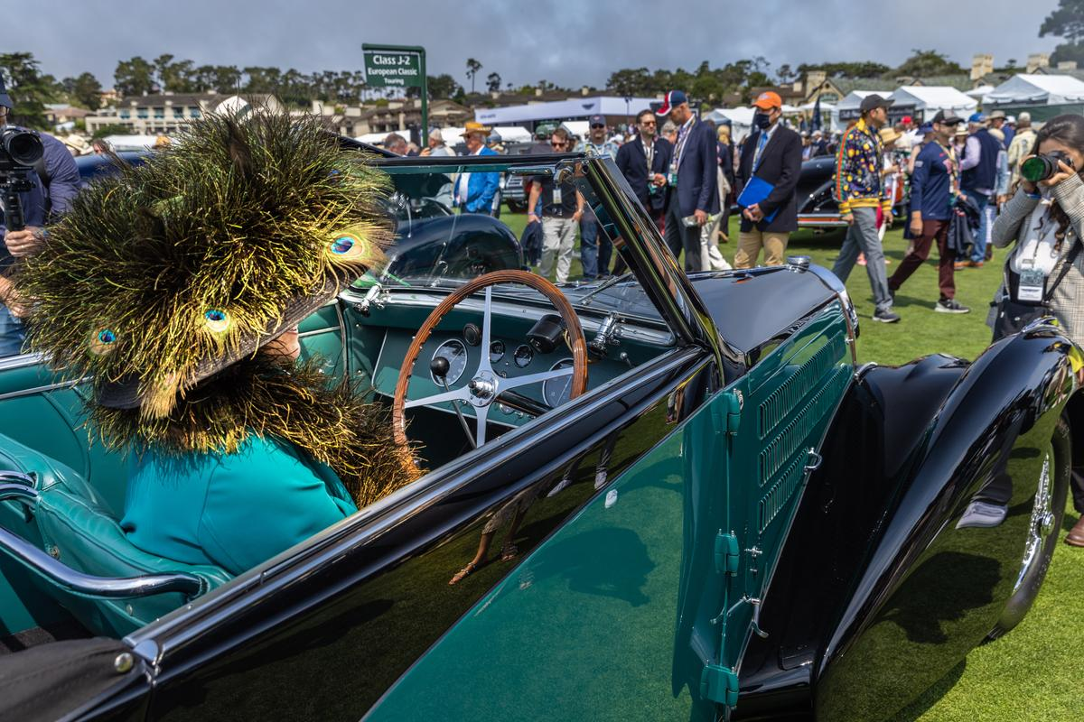 The world's most important Concours d'Elegance bounced back in 2021, with an invitation to all past winning cars to attend - the result was the most spectacular entry of near-perfect and priceless automobiles ever assembled anywhere