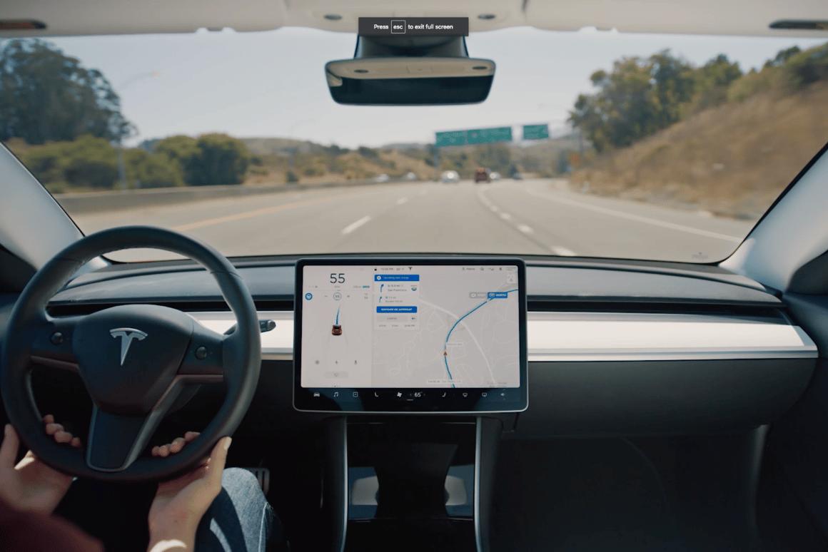 Tesla calls Navigate with Autopilot its most advanced Autopilot feature ever