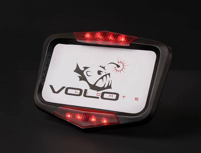 Vololights is a brake lighting system for motorcycles, that illuminates even when the rider is slowing down by downshifting or engine braking