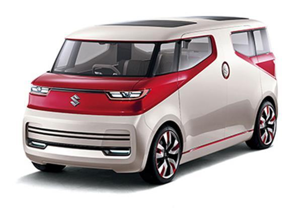 Suzuki will premiere the Air Triser and other concepts at the 2015 Tokyo Motor Show