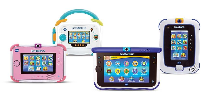 VTech has revealed its upcoming line-up of tablet computers for children including the InnoTab Max, the InnoTab 3S Plus and the InnoTab 3 Plus