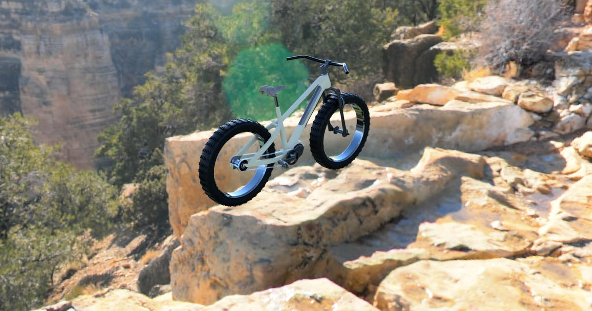 Delfast looks to the wild side with all-terrain fat tire ebike