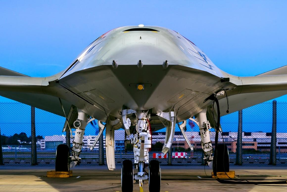 Boeing's MQ-25 Stingray program has been in development, in various forms, since 2006