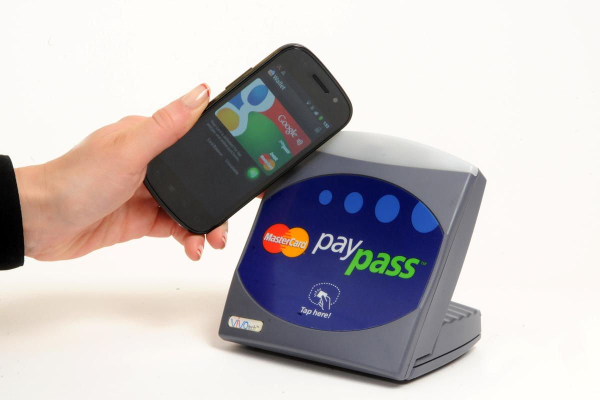 Google Wallet, an app that allows users to pay for items simply by tapping their smartphone on an NFC reader in a store, officially launched today
