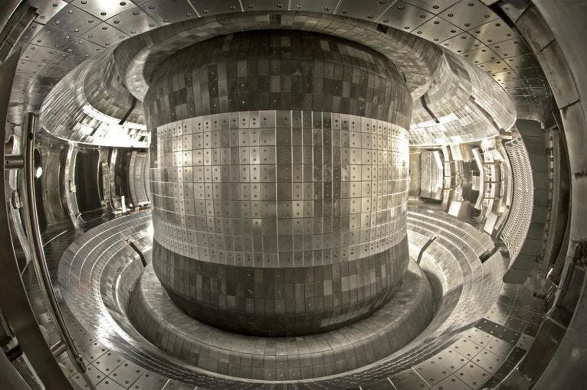China's Experimental Advanced Superconducting Tokamak (EAST)achieved an electron temperature of over 100 million degrees Celsius in its core plasma