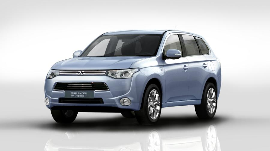 Mitsubishi Outlander Plug-in Hybrid can now power homes
