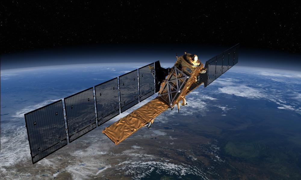 This system could be useful for satellites orbiting the Earth such as the Sentinel-1